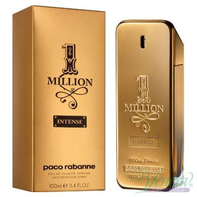 Paco Rabanne 1 Million Intense EDT 50ml за Мъже Мъжки Парфюми