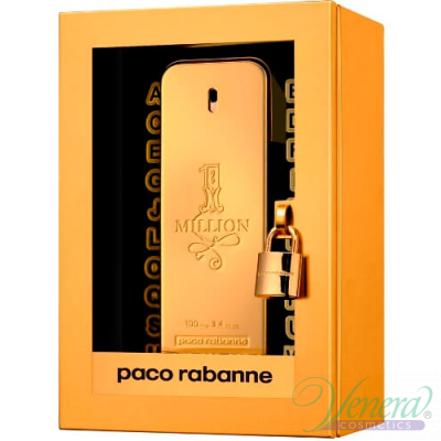 Paco Rabanne 1 Million Gold Collector EDT 100ml за Мъже