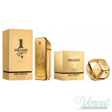 Paco Rabanne 1 Million Absolutely Gold Perfume 100ml за Мъже БЕЗ ОПАКОВКА