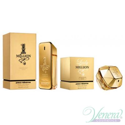 Paco Rabanne 1 Million Absolutely Gold Perfume 100ml за Мъже БЕЗ ОПАКОВКА За Мъже