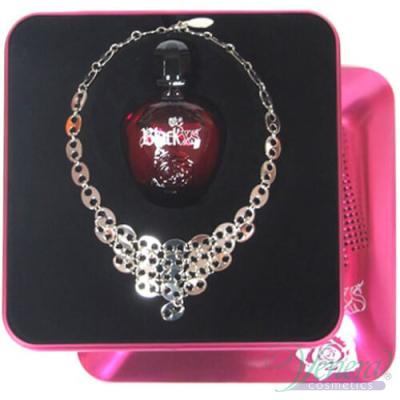 Paco Rabanne Black XS Комплект (EDT 80ml + огърлица) за Жени За Жени