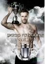 Paco Rabanne Invictus Комплект (EDT 100ml + Deo Spray 150ml) за Мъже Мъжки Комплекти