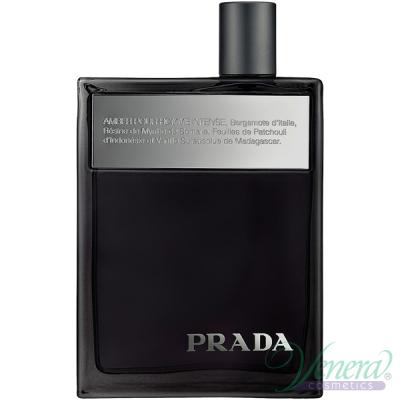 Prada Amber Pour Homme Intense EDP 100ml за Мъже БЕЗ ОПАКОВКА Мъжки Парфюми без опаковка