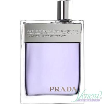 Prada Amber Pour Homme EDT 100ml за Мъже БЕЗ ОПАКОВКА за Мъже Мъжки Парфюми без опаковка