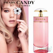 Prada Candy Florale Set (EDT 50ml + EDT 7ml + BL 75ml) за Жени