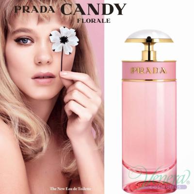 Prada Candy Florale EDT 80ml за Жени БЕЗ ОПАКОВКА За Жени