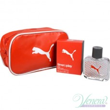 Puma Time to Play Man Комплект (EDT 40ml + несесер) за Мъже