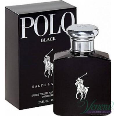 Ralph Lauren Polo Black EDT 75ml за Мъже Мъжки Парфюми