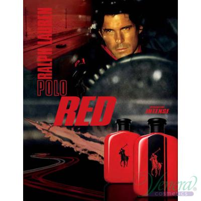 Ralph Lauren Polo Red Intense EDP 125ml за Мъже БЕЗ ОПАКОВКА Мъжки Парфюми без опаковка