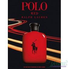 Ralph Lauren Polo Red EDT 125ml за Мъже БЕЗ ОПАКОВКА