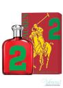 Ralph Lauren Big Pony 2 EDT 125ml за Мъже БЕЗ ОПАКОВКА За Мъже