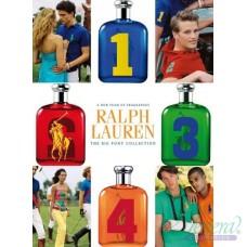 Ralph Lauren Big Pony 4 EDT 125ml за Мъже БЕЗ ОПАКОВКА