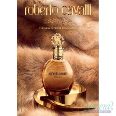 Roberto Cavalli Essenza Intense EDP 75ml за Жени БЕЗ ОПАКОВКА