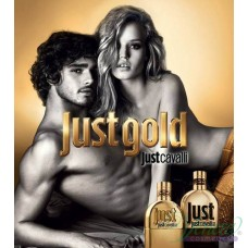 Roberto Cavalli Just Cavalli Gold Her EDP 30ml за Жени