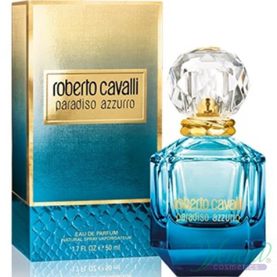 Roberto Cavalli Paradiso Azzurro EDP 50ml за Жени Дамски Парфюми