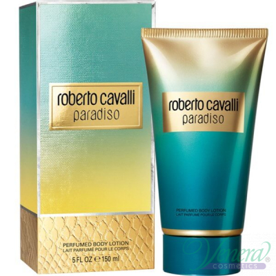 Roberto Cavalli Paradiso Body Lotion 150ml за Жени Дамски Продукти за лице и тяло
