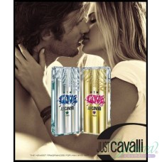 Roberto Cavalli Just I Love Him EDT 60ml за Мъже БЕЗ ОПАКОВКА