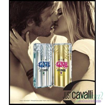 Roberto Cavalli Just I Love Him EDT 60ml за Мъже Мъжки Парфюми