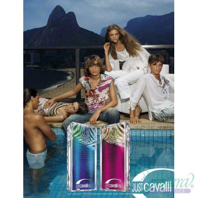 Roberto Cavalli Just Pink EDT 60ml за Жени БЕЗ ОПАКОВКА За Жени