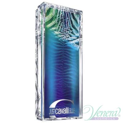 Roberto Cavalli Just Blue EDT 60ml за Мъже БЕЗ ОПАКОВКА За Мъже