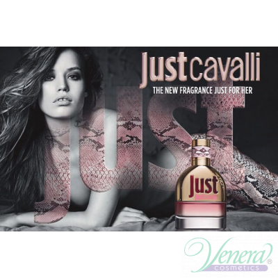 Roberto Cavalli Just Cavalli EDT 75ml за Жени