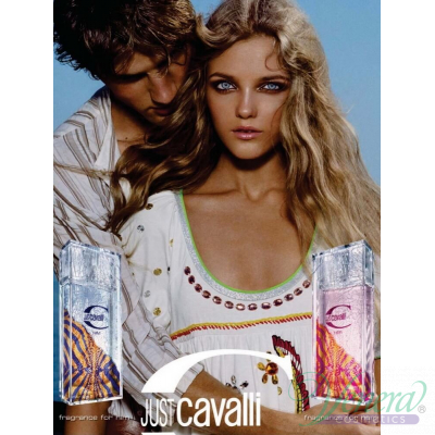 Roberto Cavalli Just Her EDT 30ml за Жени Дамски Парфюми