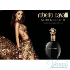 Roberto Cavalli Nero Assoluto Комплект (EDP 50ml +BL 75ml) за Жени