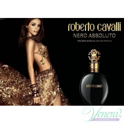 Roberto Cavalli Nero Assoluto EDP 50ml за Жени Дамски Парфюми
