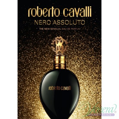 Roberto Cavalli Nero Assoluto EDP 50ml за Жени