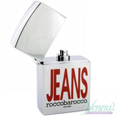 Roccobarocco Jeans Pour Homme EDT 75ml за Мъже Мъжки Парфюми