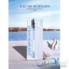Salvador Dali Eau de RubyLips EDT 30ml за Жени