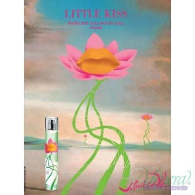 Salvador Dali Little Kiss EDT 100ml за Жени БЕЗ ОПАКОВКА Дамски Парфюми без опаковка