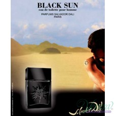 Salvador Dali Black Sun EDT 50ml за Мъже