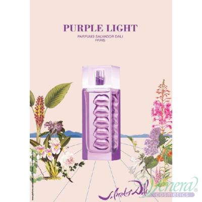 Salvador Dali Purplelight EDT 30ml за Жени Дамски Парфюми