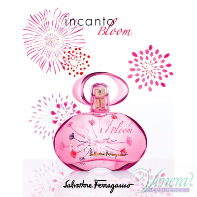 Salvatore Ferragamo Incanto Bloom New Edition EDT 50ml за Жени Дамски Парфюми