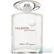 Salvatore Ferragamo Incanto Homme EDT 100ml за Мъже БЕЗ ОПАКОВКА