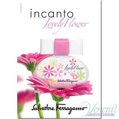 Salvatore Ferragamo Incanto Lovely Flower EDT 30ml за Жени Дамски Парфюми