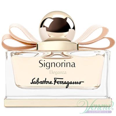 Salvatore Ferragamo Signorina Eleganza EDP 100ml за Жени БЕЗ ОПАКОВКА Дамски Парфюми без опаковка