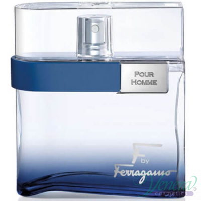 Salvatore Ferragamo F by Ferragamo Free Time EDT 100ml за Мъже БЕЗ ОПАКОВКА За Мъже