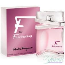 Salvatore Ferragamo F for Fascinating EDT 50ml за Жени