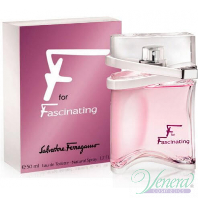 Salvatore Ferragamo F for Fascinating EDT 90ml за Жени