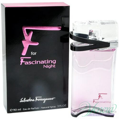Salvatore Ferragamo F for Fascinating Night EDP 50ml за Жени Дамски Парфюми