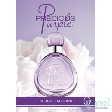 Sergio Tacchini Precious Purple EDT 30ml за Жени