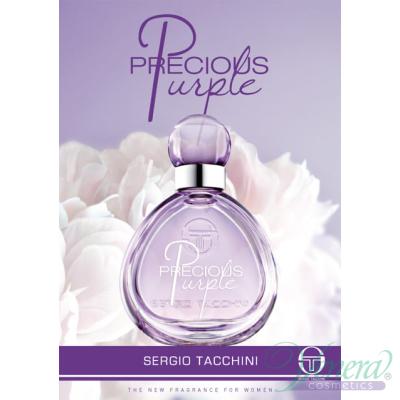 Sergio Tacchini Precious Purple EDT 100ml за Жени Дамски Парфюми