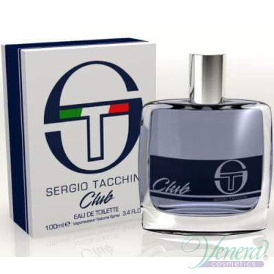 Sergio Tacchini Club EDT 50ml за Мъже Мъжки Парфюми