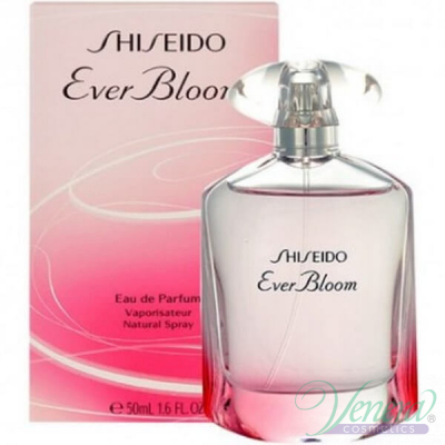 Shiseido Ever Bloom EDP 90ml за Жени Дамски Парфюми