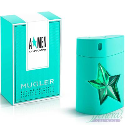 Thierry Mugler A*Men Kryptomint EDT 100ml за Мъже Мъжки Парфюми