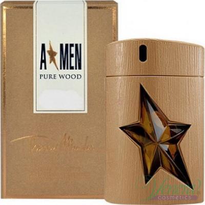 Thierry Mugler A*Men Pure Wood EDT 100ml за Мъже Мъжки Парфюми