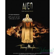 Thierry Mugler Alien Oud Majestueux EDP 90ml за Жени