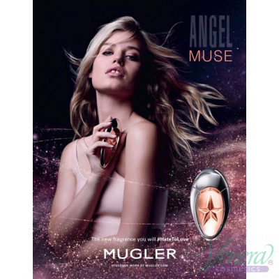 Thierry Mugler Angel Muse Комплект (EDP 50ml + EDP 5ml) за Жени Дамски Комплекти
